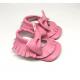 Pembe ilk adım ayakkabısı